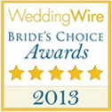 Five-star Bride's Choice Award